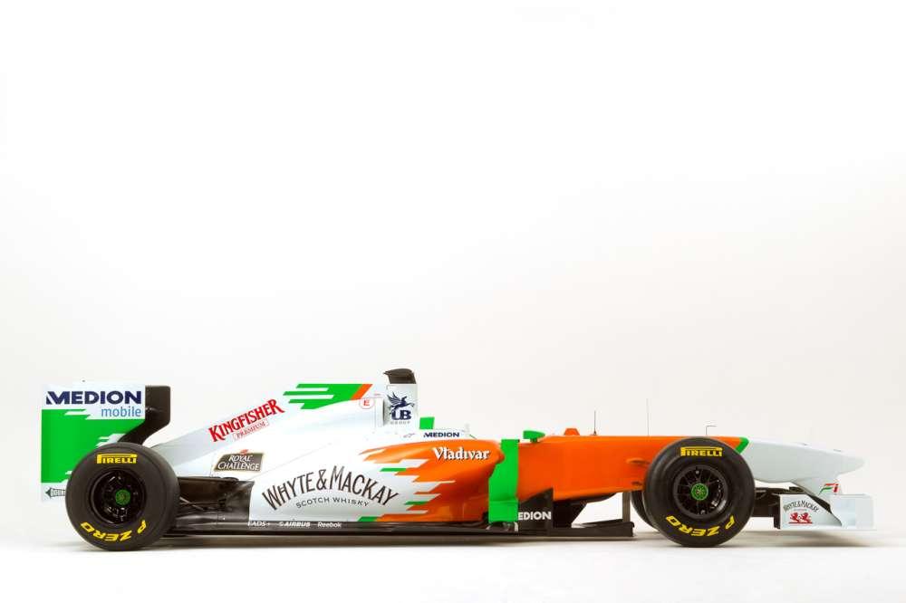 Η νέα Force India…