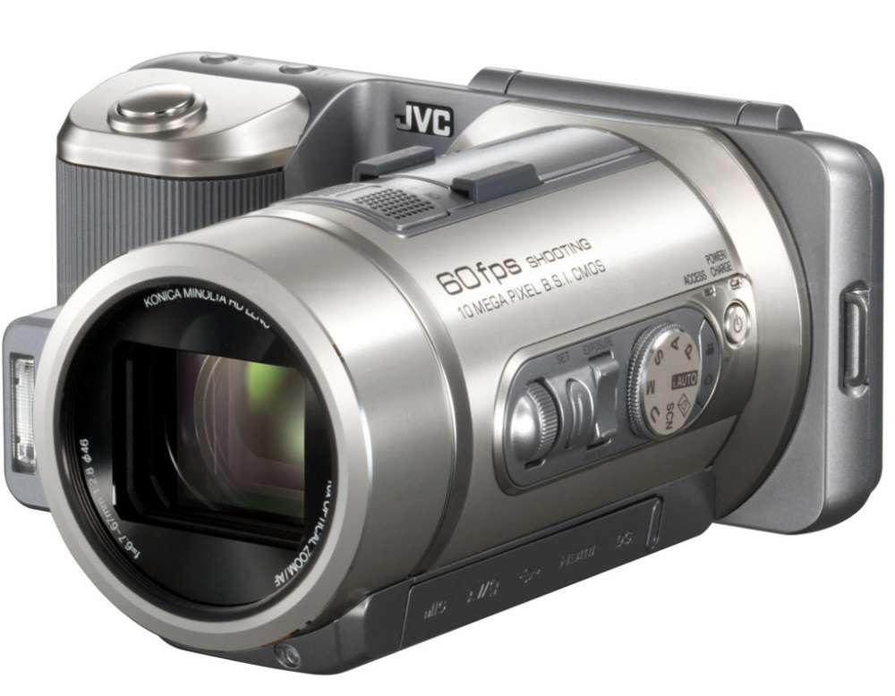 JVC GC-PX1: μια πρωτότυπη high-speed κάμερα και 4k2k concept…
