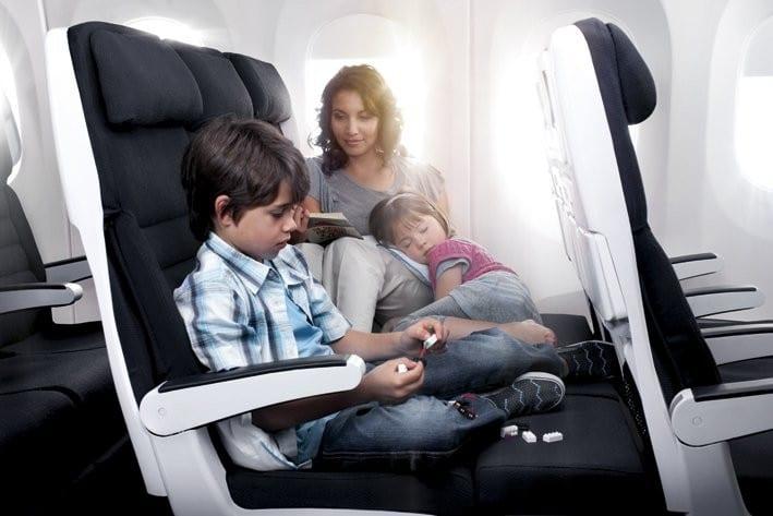 'Αναπαυτικά' για το μελλοντικό αεροπορικό ταξίδι σας…