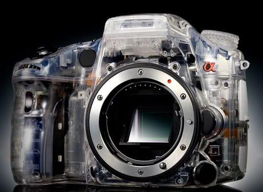 Η A77 για πρώτη φορά; Αυτή είναι η νέα 'μυστική' μεγάλη SLR της Sony…