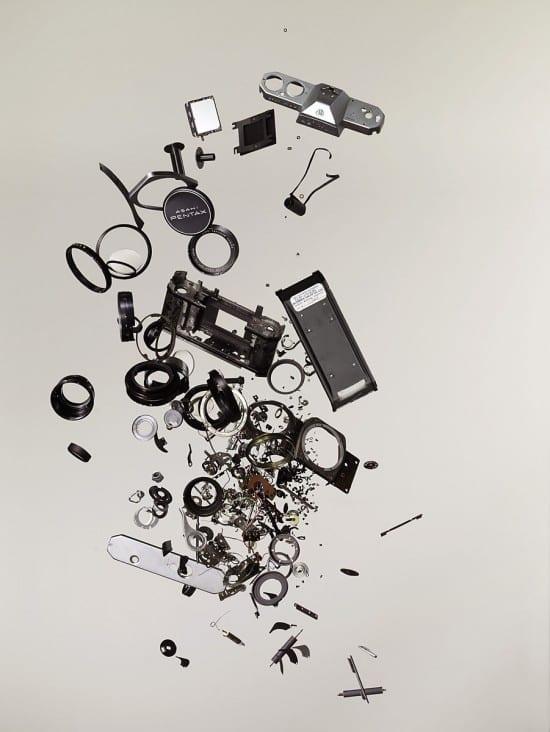 """Τεχνολογία και μηχανές σε """"κομμάτια""""…"""