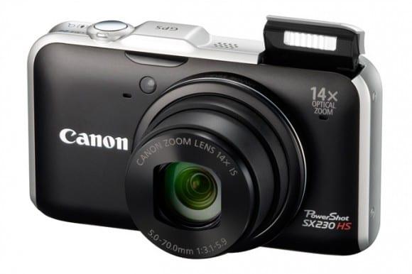 Νέα… φουρνιά ψηφιακών compact από την Canon…