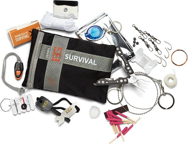 Gerber Bear Grylls: το απόλυτο Kit Επιβίωσης…
