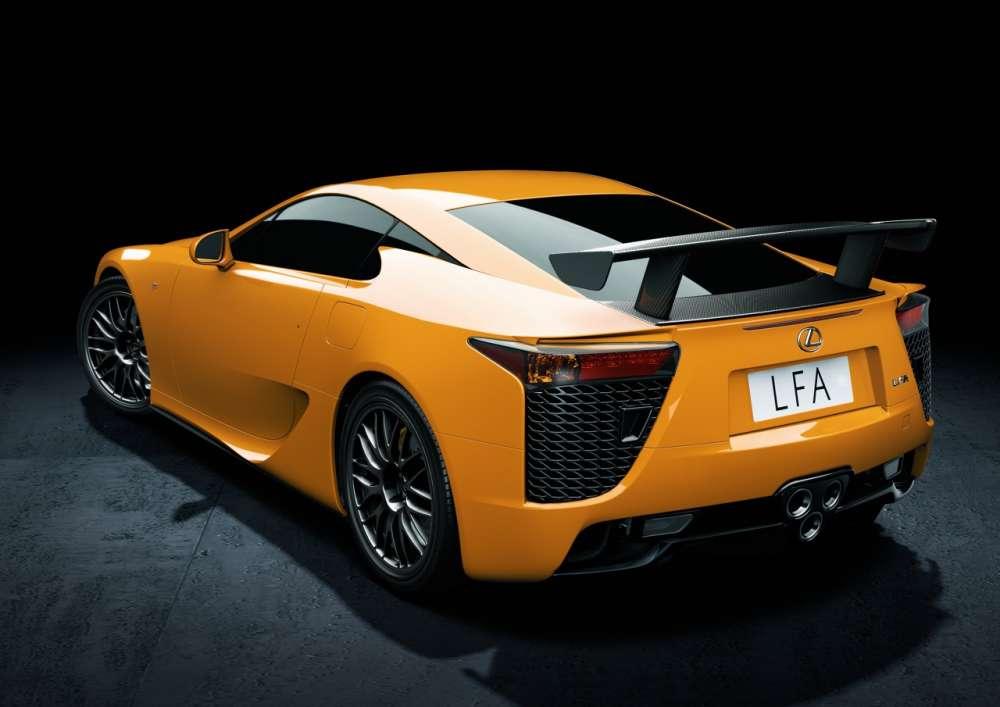 'Πακέτο Nürburgring' για το εκπληκτικό LFA στη Γενεύη; υπόσχεση Lexus…