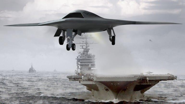 Πρώτη πτήση για το 'ρομπότ μαχητικό' των αιθέρων…