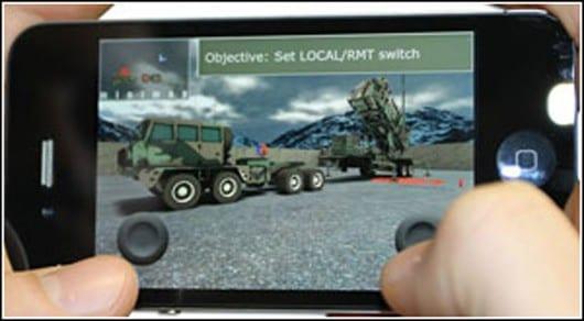 Μια app για να ελέγχετε ένα… αντιπυραυλικό σύστημα Patriot;!