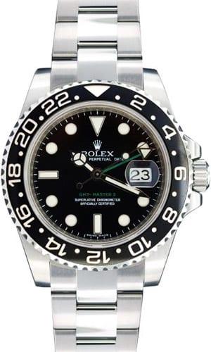 Rolex GMT Master II ρολόι: κάτι σαν… επένδυση!