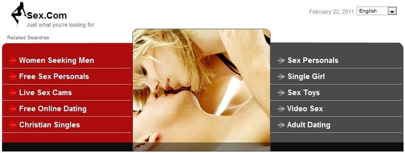 Sex.com: είναι το ακριβότερο domain name…