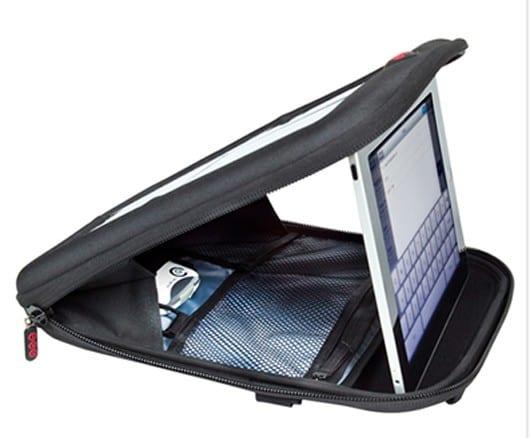 Spark Tablet Case: ένα ενεργειακά 'αυτόνομο' σακίδιο για το tablet…