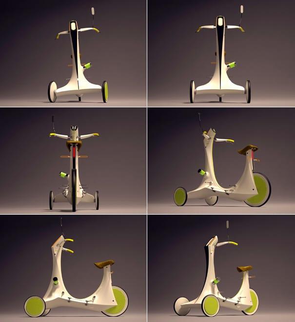Three Wheel Electric Scooter: μια λύση για ecoφιλική μετακίνηση…