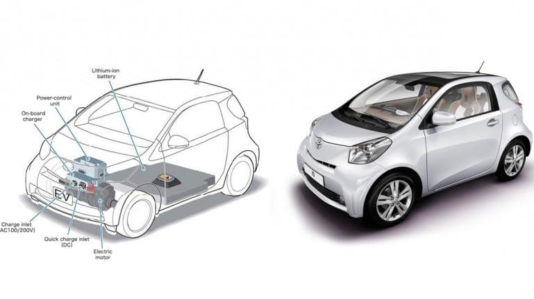 Ηλεκτρικό IQ με αυτονομία 105 χιλιόμετρα στη Γενεύη με παραγωγή το 2012…