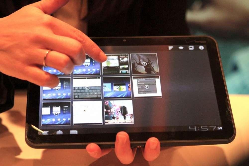 Στην αμερικανική αγορά το Motorola Xoom – πρώτες δοκιμές…