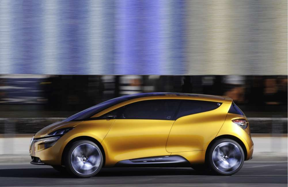 Σαλόνι της Γενεύης 2011: Renault R-Space ή αλλιώς πως θα είναι ένα επόμενης γενιάς πολυχρηστικό…