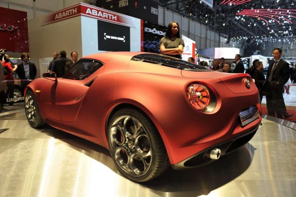 4C από την Alfa: πάει για παραγωγή…