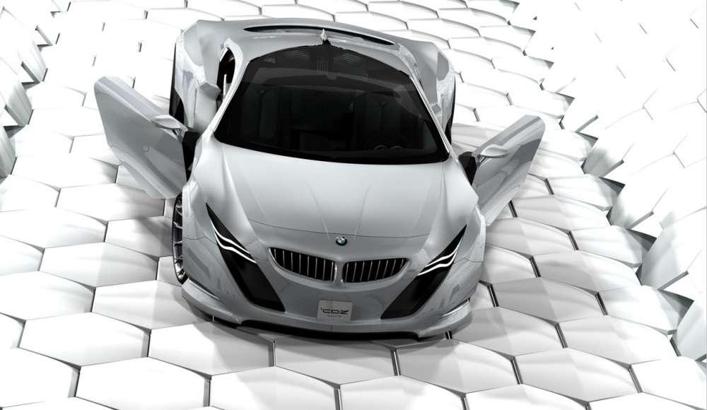 BMW Z5 Concept: μια όμορφη ιδέα….