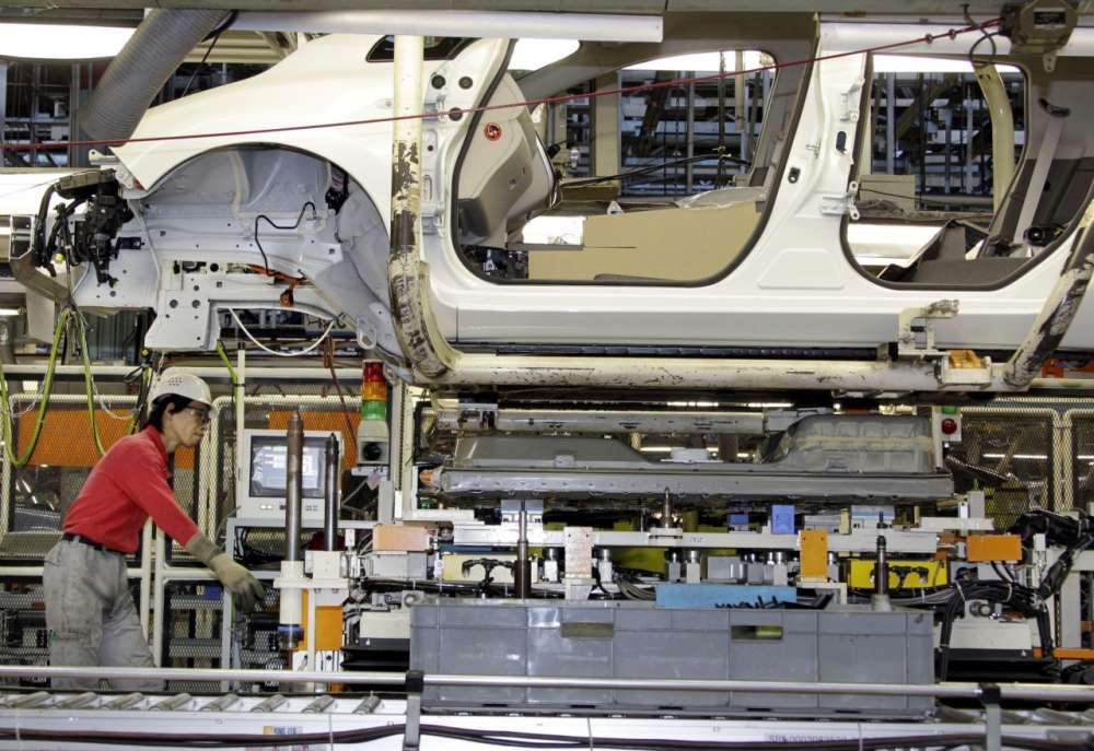 Ιαπωνικές αυτοκινητοβιομηχανίες: συζητούν εκ περιτροπής παραγωγή…