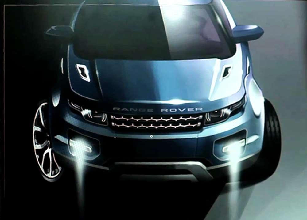 Range Rover Evoque: η γέννηση ενός iconic σχεδίου…