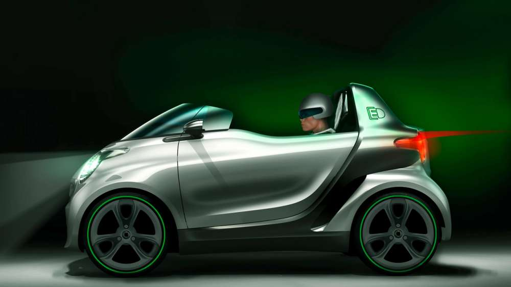 Smart Forspeed Concept: όλα τα σχέδια από ένα καταπληκτικό πρωτότυπο…