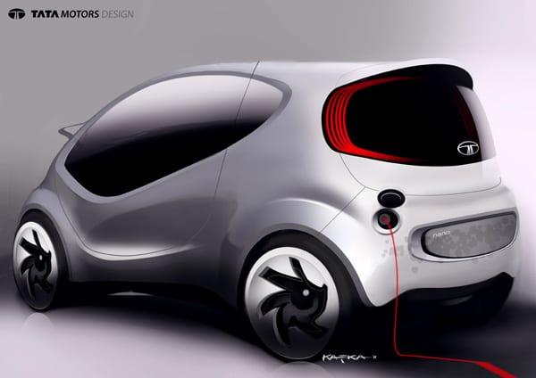 Tata Pixel Concept: τα σκίτσα της σχεδίασης…