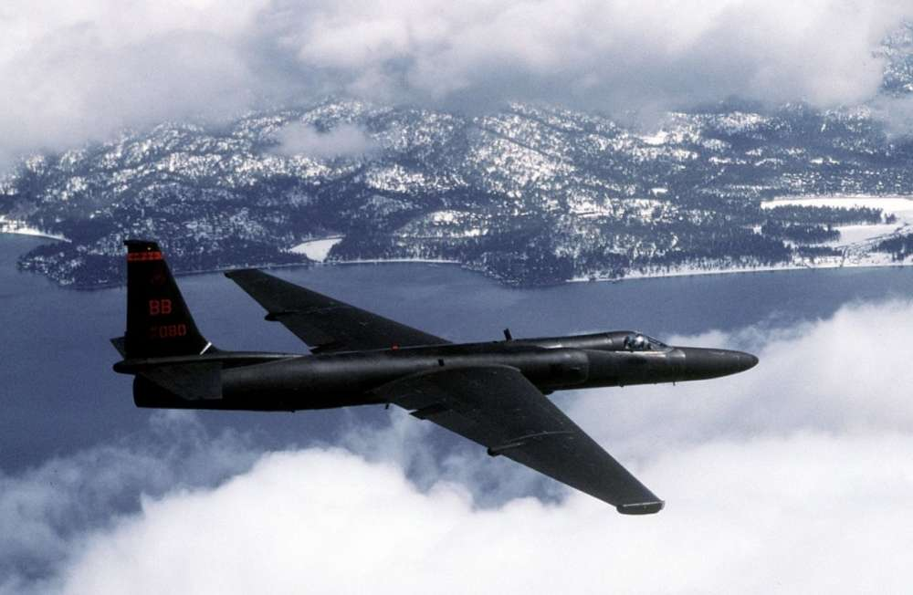 Τα θρυλικά κατασκοπικά αεροσκάφη U-2 θα βοηθήσουν στην κρίση της Ιαπωνίας από αέρος…