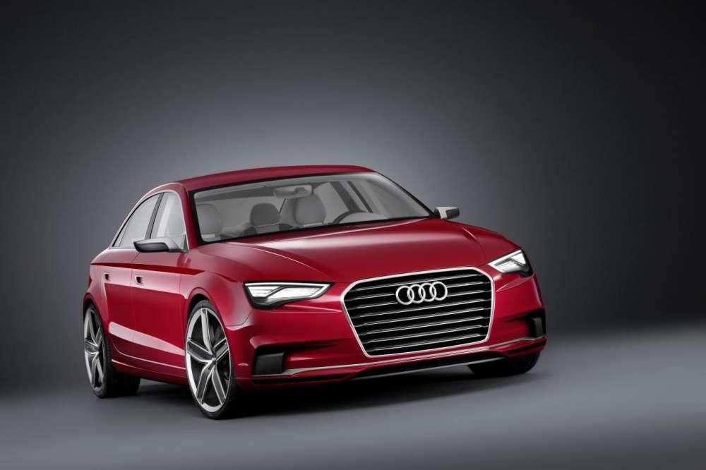 Σαλόνι Αυτοκινήτου της Γενεύης: νέο A3 sedan concept…