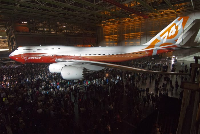 747-8 Intercontinental: την Κυριακή η πρώτη πτήση για το μακρύτερο αεροσκάφος στην ιστορία…