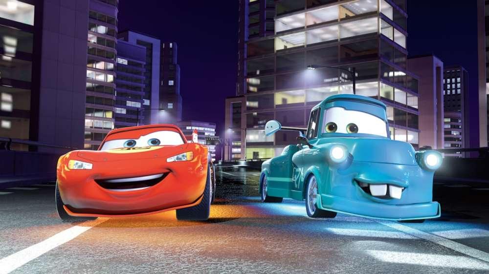 Το ολόφρεσκο διασκεδαστικό νέο trailer του Cars 2: 100% ψυχαγωγία!