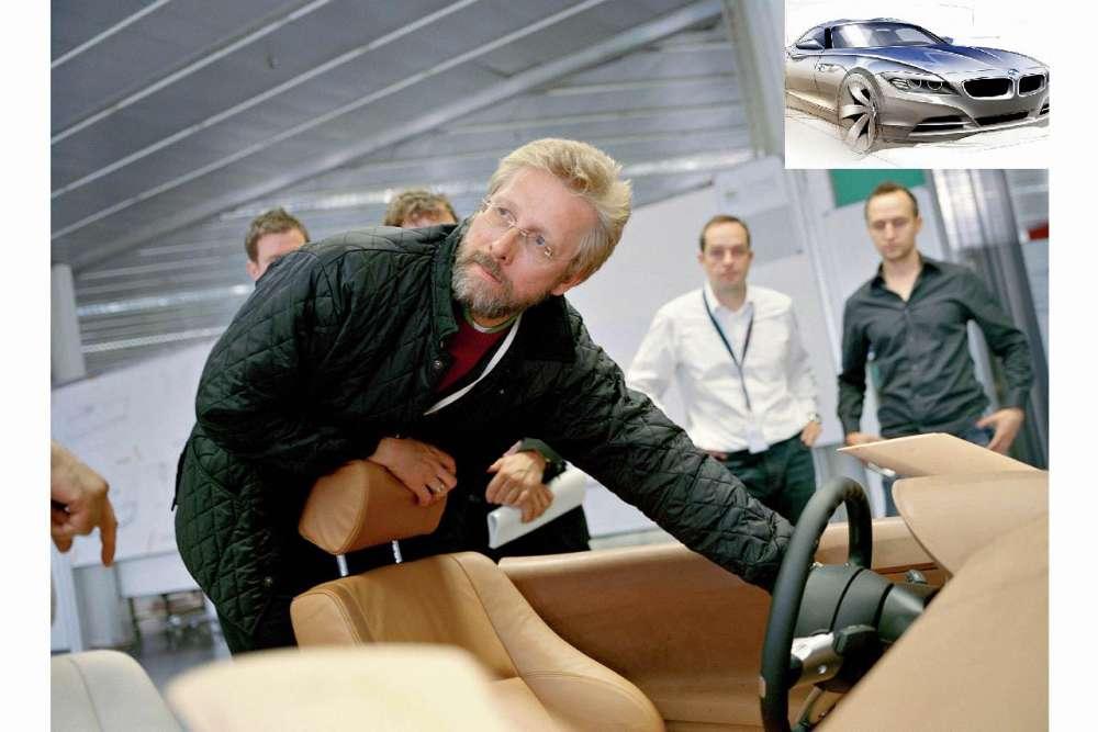 Ο Chris Bangle μιλά για supercars – και προτείνει τις… εκδιδόμενες για πελάτισσες της Lamborghini!