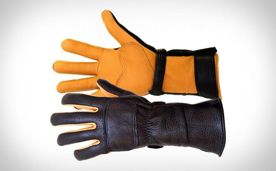Lee Parks DeerSports: γάντια για μηχανή – cool…