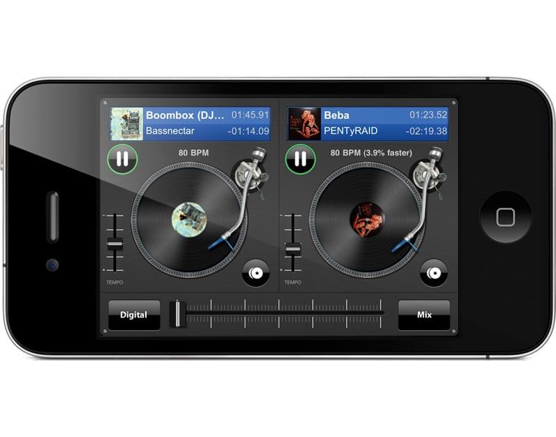 Djay for iPhone: μια app για να mixάρεις…