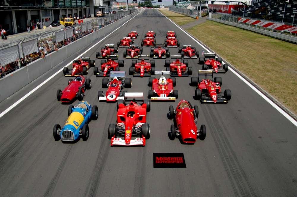 Η πόλη των… Ferrari!