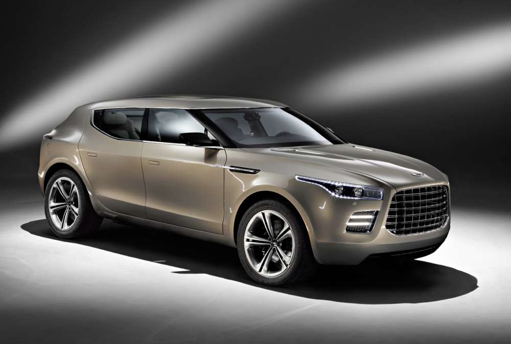 Lagonda: και η Aston Martin στα πολυτελή SUV…