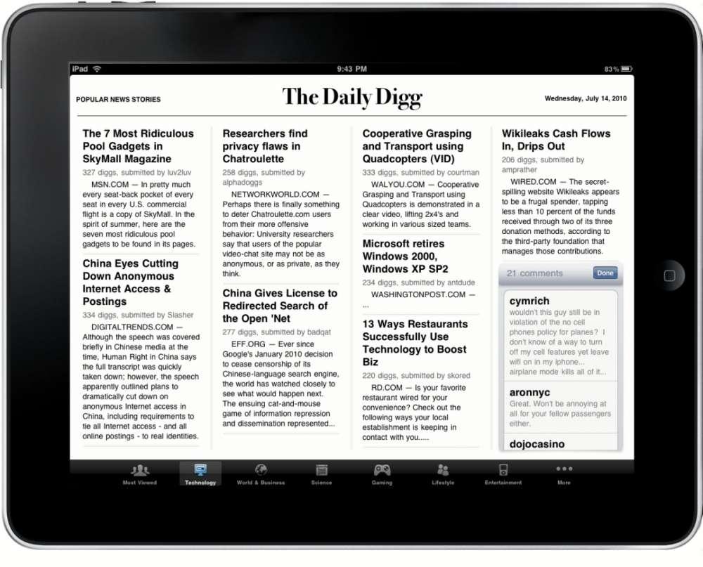 New York Times: θα χρεώνουν ανάλογα με το που… σε από ποια συσκευή διαβάζεις!