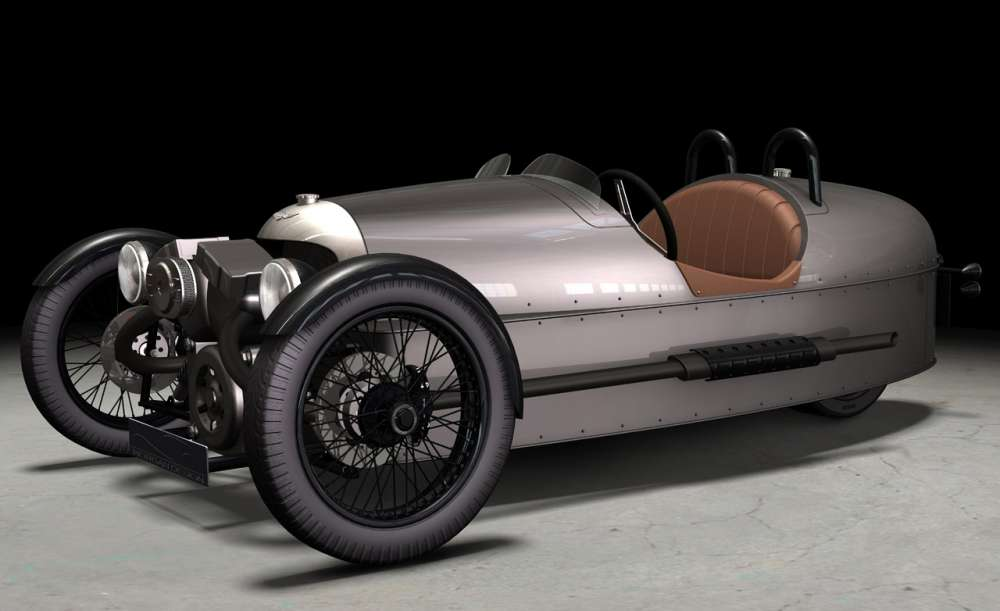 Morgan Threewheeler: το πιο cool όχημα στη Γενεύη;