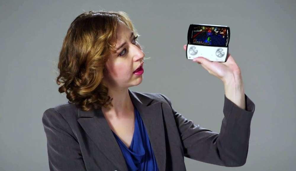 Τo comic στοιχείο στην υπηρεσία του Sony Ericsson Xperia Play