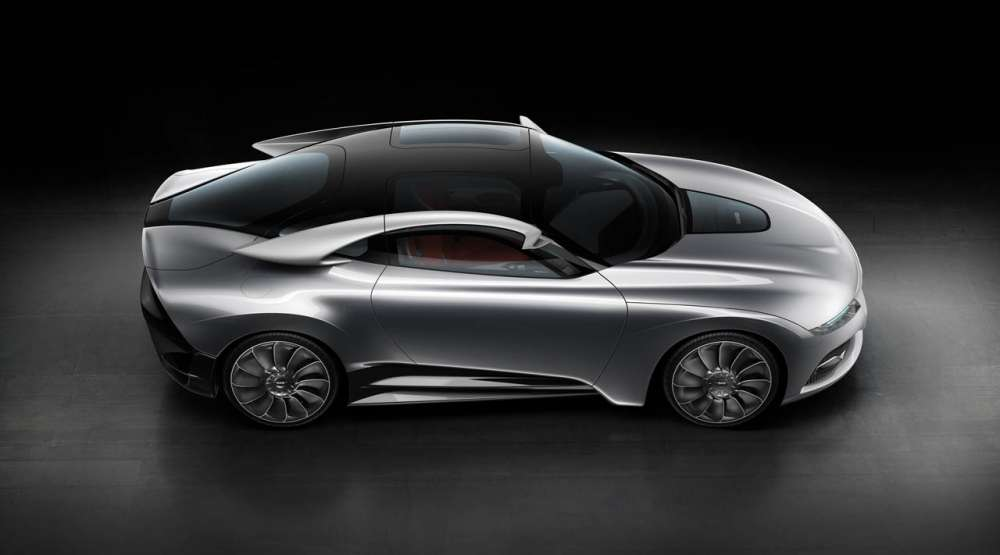 Σαλόνι Αυτοκινήτου της Γενεύης 2011: Saab PhoeniX Concept – ένα κουπέ από το μέλλον της Saab;