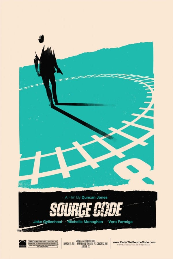 """Source Code"": από τον δημιουργό του ""Moon"" επιστημονική φαντασία HQ…"