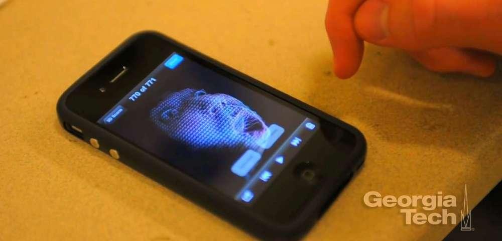 Μετατρέψτε σε 3D σαρωτή το smartphone…