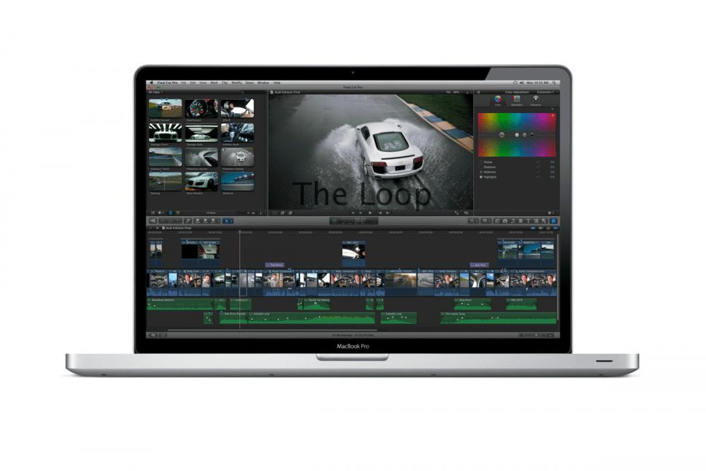 Apple: αποκάλυψε το Final Cut Pro X…