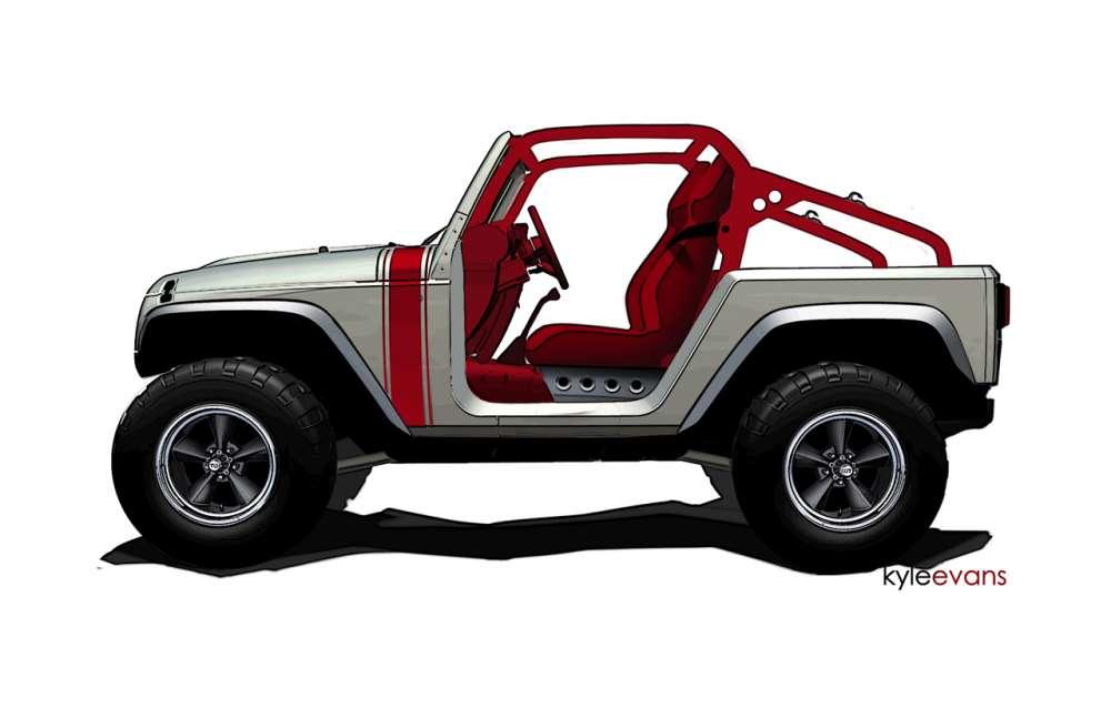 Jeep: η επιστροφή του Renegade…