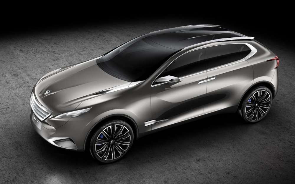 SXC Concept: ένα πρωτότυπο Peugeot από την… Κίνα!