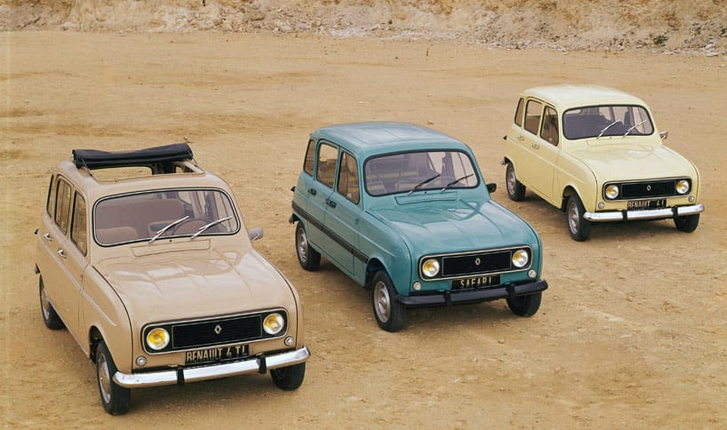 Renault 4L για… πάντα!