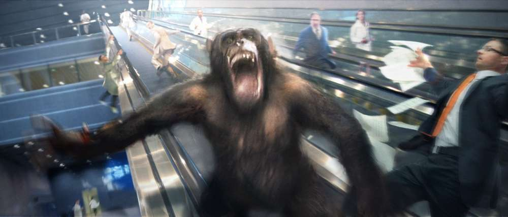 """""""Rise of the Planet of the Apes"""" – το πρώτο επίσημο trailer…"""