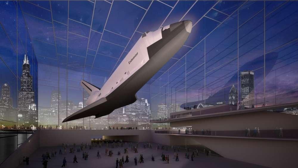 Αποφασίζονται τα 'σπίτια' των διαστημικών λεωφορείων…