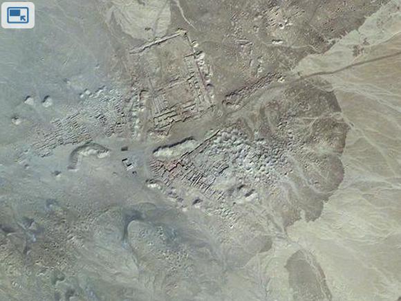 Κατασκοπευτικοί δορυφόροι 'προσέχουν'΄σημαντικά μνημεία…