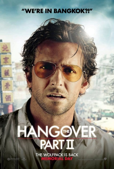 The Hangover Part II – Character Posters