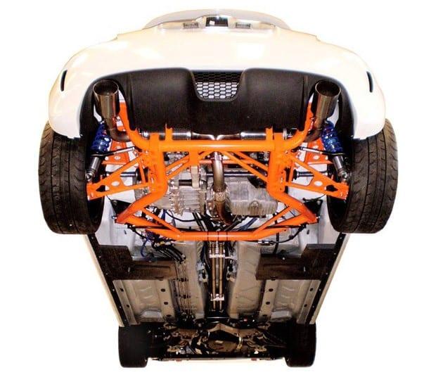 """For Fun: ένα Abarth 500 με κινητήρα στο κέντρο από την Aznom στο """"Top Marques Monaco""""…"""