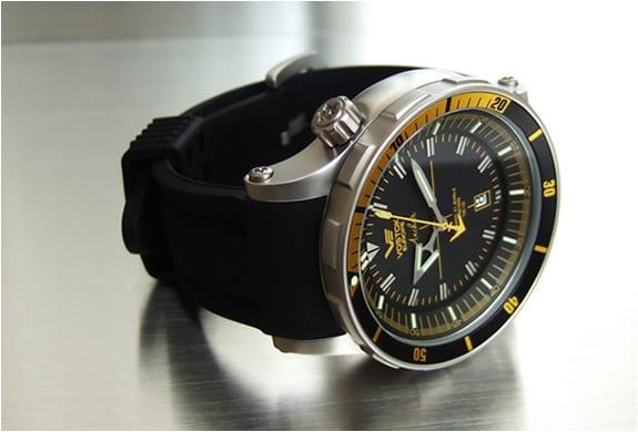 Anchar Diving Watch – ένα ρολόι καταδύσεων από την Vostok Europe…