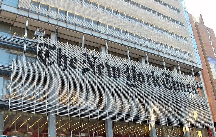 New York Times: το πρώτο τους Tumblr…