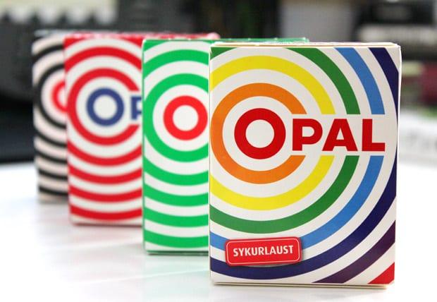 Opal: αυτή είναι η σύντομη ιστορία του πλέον διάσημου… Ισλανδικού γλυκού και της iconic συσκευασίας του!